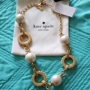 Kate Spade Second Nature Statement Necklace